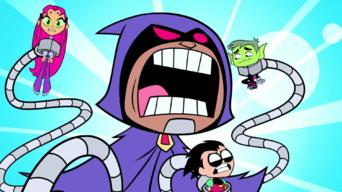 Teen Titans Go!: Season 1: Legs / Breakfast Cheese