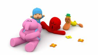 Pocoyo: Season 2: Mr. Big Duck / Guess What? / All for One / Band of Friends