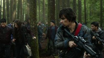 The 100: Season 1: We Are Grounders: Part II