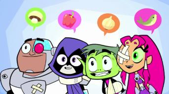 Teen Titans Go!: Season 2: Truth, Justice, and What? / Beast Man