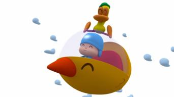 Pocoyo: Season 1: Musical Blocks / Paint Me a Picture! / Elly's Doll / Wackily Ever After