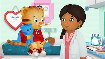 Daniel Tiger's Neighbourhood: Season 1: Daniel Gets a Shot / A Stormy Day
