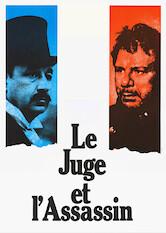 Search netflix Le juge et l'assassin