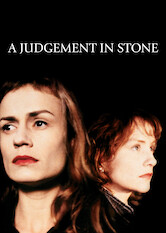 Search netflix A Judgement in Stone