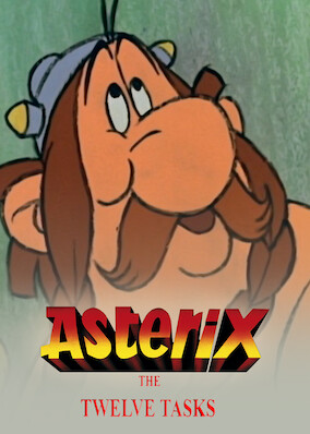 Asterix: The 12 Tasks